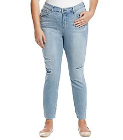 Vintage America Blues™ Plus Size Skinny Ankle Jeans
