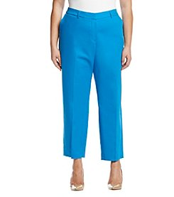 Jones New York® Plus Size Ankle Pants