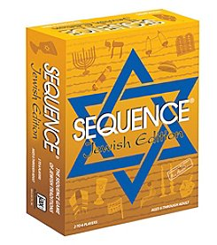 Jax Ltd.® Sequence® Game - Jewish Edition