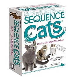 Jax Ltd.® Sequence® Cats Game