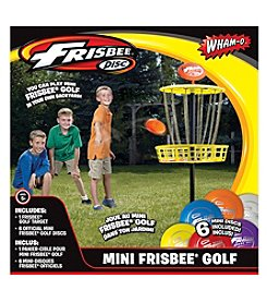 Wham-O® Mini Frisbee® Golf Set