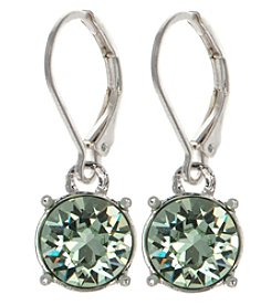 Gloria Vanderbilt™ Pierced Leverback Drop Earrings