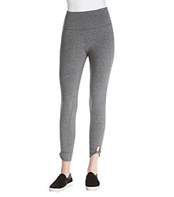 Calvin Klein Performance High Waist Cuff Leggings