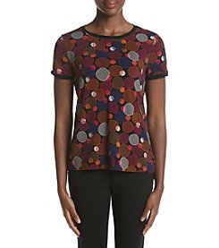 Anne Klein® Button Back Blouse
