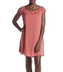 Fever™ Faded Rose Dress