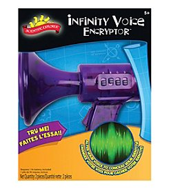 Scientific Explorer® Infinity Voice Encryptor