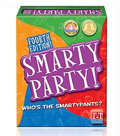 R and R Games® Smarty Party Game