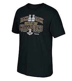 Reebok® NHL® Pittsburgh Penguins Men's Back to Back Tee