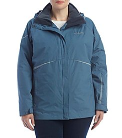 Columbia Blazing Star™ Plus Size Interchange Jacket