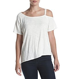 Hippie Laundry One Shoulder Asymmetrical Tee