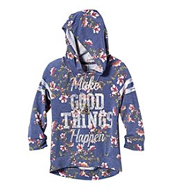 Beautees Girls' 7-16 Make Good Things Happen Hoodie