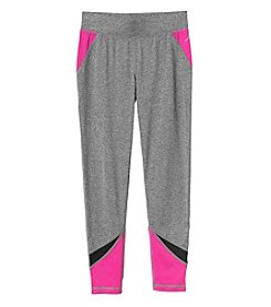 Exertek® Girls' 7-16 Spliced Leggings