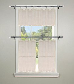 Versailles Home Fashions Micro Sheer Bamboo Ring Top Window Treatments