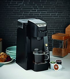 Mr. Coffee® Single-Cup Brewing Coffeemaker