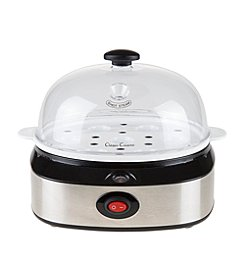 Classic Cuisine Multi-Function Electric Egg Cooker With Automatic Shut Off