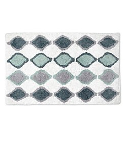 Shell Rummel Sea Glass Bath Rug