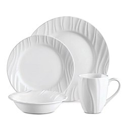 Corelle® Boutique™ Swept 16-Piece Dinnerware Set