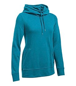 Under Armour® French Terry Open Back Sweatshirt