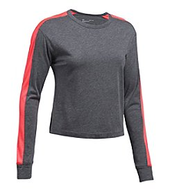Under Armour® Favorite Mesh Graphic Top