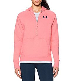Under Armour® Favorite Fleece 1/2 Zip Top
