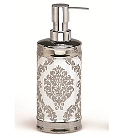 Moda at Home Damask Lotion Dispenser