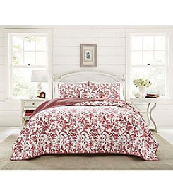 Laura Ashley® Amberley Bedding Collection