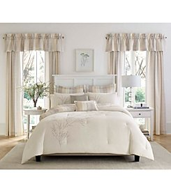 Laura Ashley® 7-pc Natural Willow Comforter Set