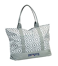 Logo Chair NFL® New England Patriots Ikat Tote