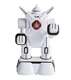 The Sharper Image® Remote Control Robotic Battle Spacebot