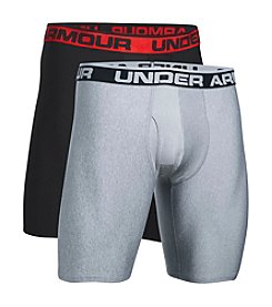 Under Armour® Men's 2-Pack Boxer Briefs