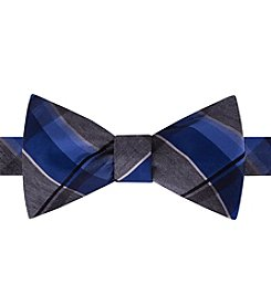 John Bartlett Men's Plaid Bow Tie