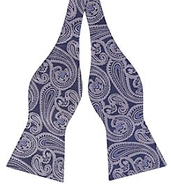 John Bartlett Men's Paisley Bow Tie