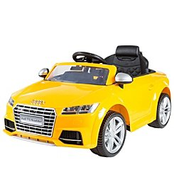 Lil' Rider Audi TTS Roadster 6V Ride-On Car