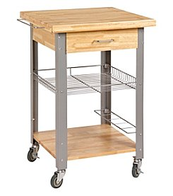 Corner Housewares Pro Rolling Storage and Organization Kitchen Cart