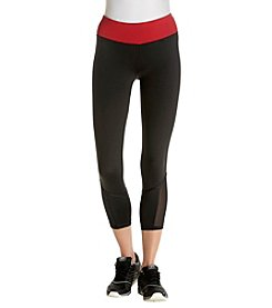 Ivanka Trump® Athleisure Colorblock Crop Leggings