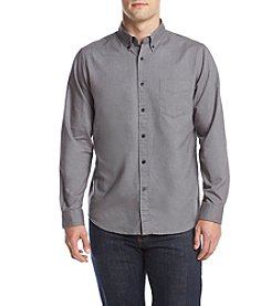 John Bartlett Consensus Long Sleeve Button Down Shirt