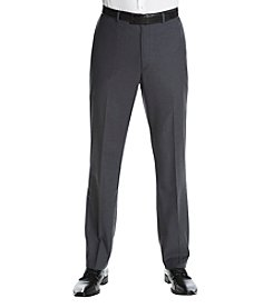 Calvin Klein Men's Straight Flat Front Pants