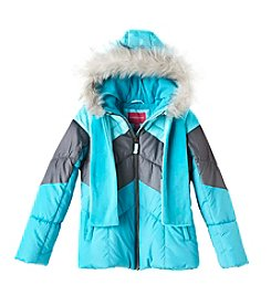 London Fog® Girls' 7-16 Puffer Jacket
