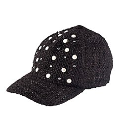 Collection 18 Sparkle Pearl Baseball Hat