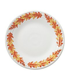 Fiesta® Leaves Luncheon Plate