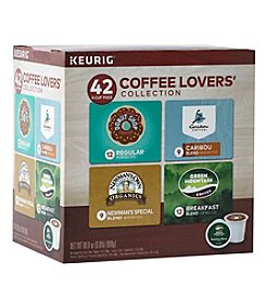 Keurig® Coffee Lovers Collection 42-ct. K-Cup Pods Variety Pack
