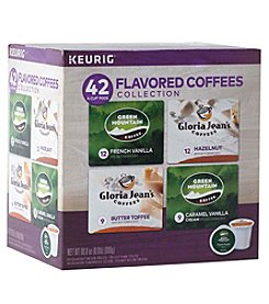 Keurig® Flavored Coffees Collection 42-ct. K-Cup Pods Variety Pack