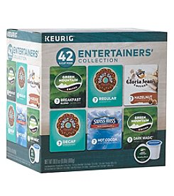 Keurig® Entertainers' Collection 42-ct. K-Cup Pods Variety Pack