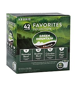 Keurig® Green Mountain Coffee Favorites Collection 42-ct. K-Cup Pods Variety Pack