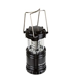Wakeman Collapsible and Portable LED Outdoor Lantern Flashlight