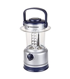 Wakeman LED Lantern With Dimmer Switch And Built-In Compass