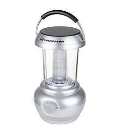 Wakeman LED Lantern With Adjustable Brightness And Dimmer Switch