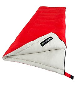 Wakeman 2-Season Adult Sleeping Bag With Carrying Bag