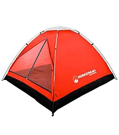 Wakeman 2-Person Water Resistant Dome Tent With Carry Bag