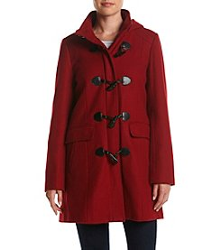 Tommy Hilfiger® Hooded Toggle Coat